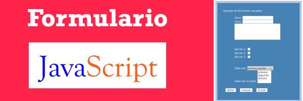 Post sobtr formularios en Javascript
