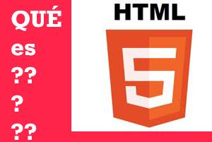 Introducción de HTML5
